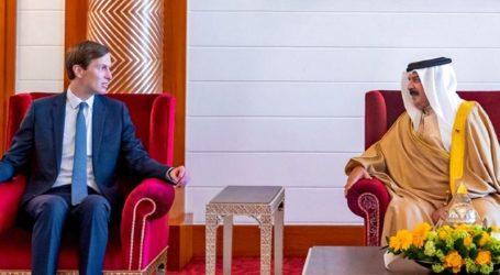 Bahrain-Israel Sepakat Jalin Hubungan Diplomatik
