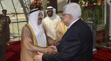 Abbas: Emir Kuwait Wafat, Palestina Kehilangan Sahabat Perjuangan yang Hebat