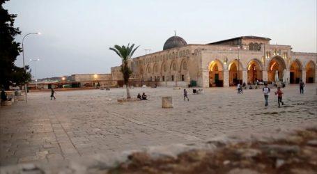 Palestina Kecam Penonaktifan Pengeras Suara Masjid Al-Aqsa Oleh Israel