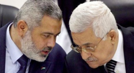 Haniyeh dan Abbas Bicarakan Hasil Dialog di Turki Lewat Sambungan Telepon