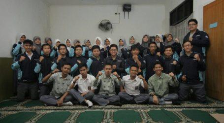 Rohis SMA Alfa Centauri Bandung Motivasi Siswa Berprestasi