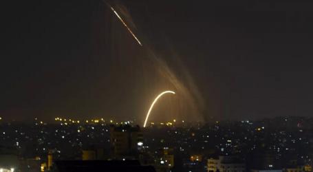 Israel Lancarkan Serangan Udara ke Kammp Pengungsi di Jalur Gaza