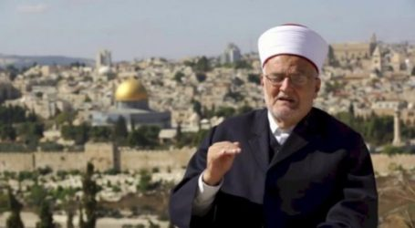 Syaikh Shabri Serukan Muslim Palestina Hadir Berbondong-bondong ke Masjid Al-Aqsa