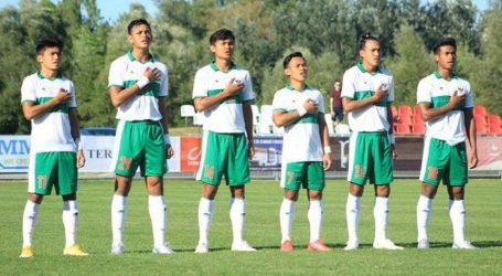 Laga Uji Coba: Indonesia U-19 Berhasil Imbangi Arab Saudi 3-3