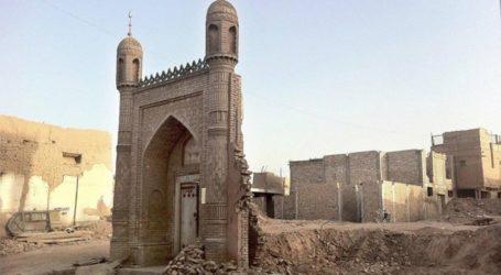 ASPI : China Hancurkan Ribuan Masjid di Xinjiang