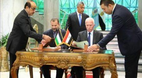 Palestina-Indonesia Bicarakan Rekonsiliasi Hamas-Fatah