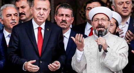 Erdogan Pemimpin Muslim Yang Lantang Membela Umat Islam