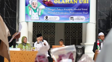Imaam Yakhsyallah Mansur: Tiga Syarat Makanan Toyyib
