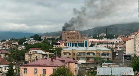 42 warga Sipil Azerbaijan Tewas dalam Serangan Armenia