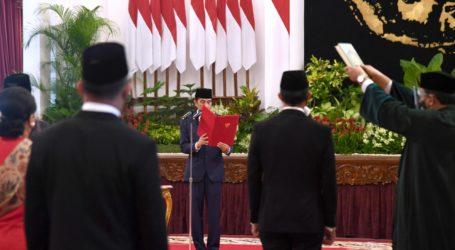 Presiden Jokowi Lantik 12 Dubes Baru untuk Negara Sahabat