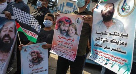 Pengadilan Israel Tolak Pemindahan Akhras ke Rumah Sakit Tepi Barat