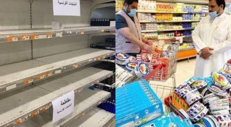 Paris Desak Timur Tengah Hentikan Boikot Produk Perancis