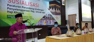 Kemenag: Keberangkatan Jamaah Umrah Indonesia Tunggu Pengumuman Arab Saudi