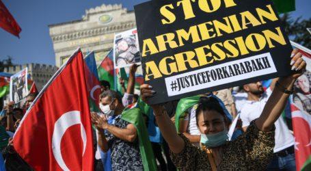 OSCE Minsk Group Serukan Gencatan Senjata Armenia-Azerbaijan