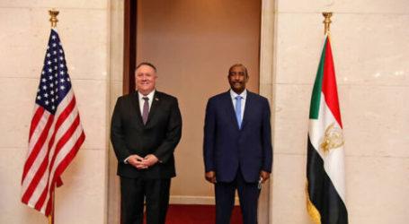 Sudan: AS Beri Batas Waktu 24 Jam untuk Keputusan Normalisasi