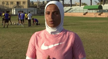 Wanita Pertama Mesir Jadi Pelatih Tim Profesional Pria Sepak Bola
