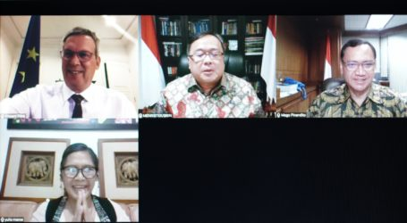 Uni Eropa Tingkatkan Kerja Sama Riset dan Inovasi dengan Peneliti Indonesia