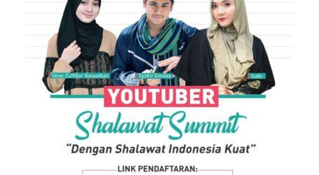 Hari Santri, Kemenag Akan Gelar Youtuber Shalawat Summit