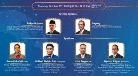 Konferensi Internasional Pariwisata Ramah Muslim ISEF 2020 Digelar Secara Virtual