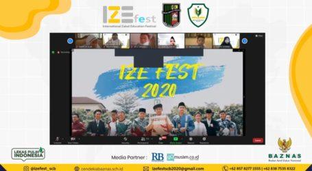 BAZNAS dan SAM Hulu Langat Malaysia Gelar Festival Zakat Internasional