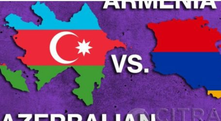 Indonesia Serukan Azerbaijan-Armenia Hentikan Kontak Senjata