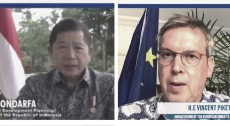 Pekan Diplomasi Iklim Uni Eropa-Indonesia 2020 Resmi Dimulai