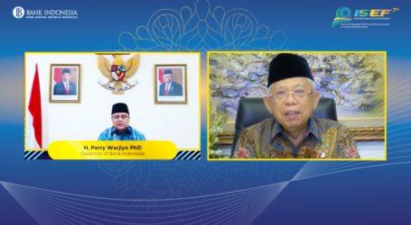 Wapres: Perlu Dukungan Fatwa dalam Pengembangan Ekonomi dan Keuangan Syariah