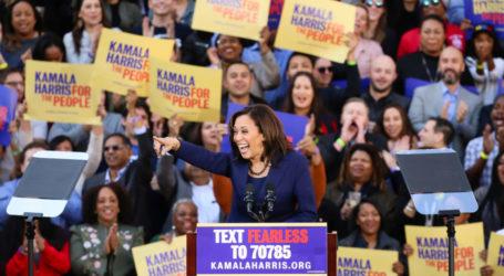 Kamala Harris Mengundurkan Diri dari Senat Jelang Pelantikannya Sebagai Wakil Presiden