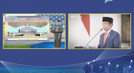 Presiden Jokowi: Akselerasi Ekonomi dan Keuangan Syariah Menuju Indonesia Maju