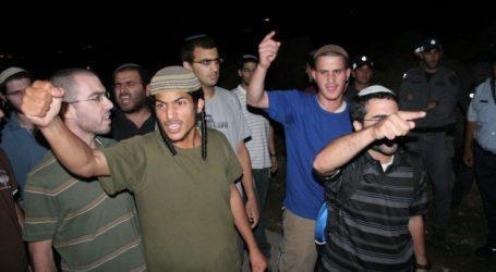 Lemparan Batu Pemukim Yahudi Lukai Balita Palestina