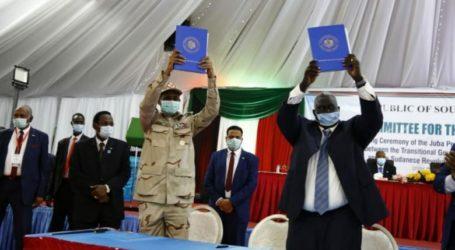 Pemerintah Sudan dan Kelompok Bersenjata Resmikan Perjanjian Damai