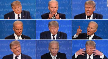Debat Kedua Trump-Biden Dibatalkan