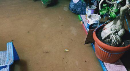Banjir dan Longsor Landa Empat Kecamatan di Ambon