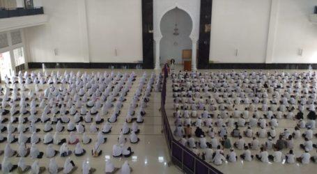 Ponpes Al-Fatah Lampung Peringati Hari Santri Nasional 2020