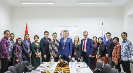 KBRI Moskow Gelar Pertemuan Para Diplomat Muda