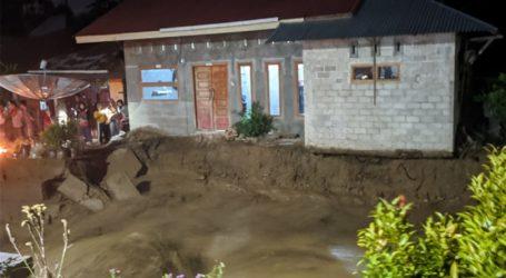 Banjir Landa Solok Selatan, Puluhan Rumah Rusak