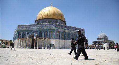 Para Pemukim Yahudi Kembali Serbu Masuk Pelataran Al-Aqsa