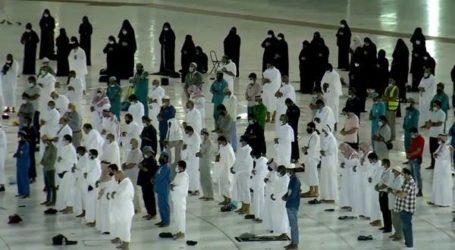 Arab Saudi Izinkan Warganya Sholat Di Masjidil Haram