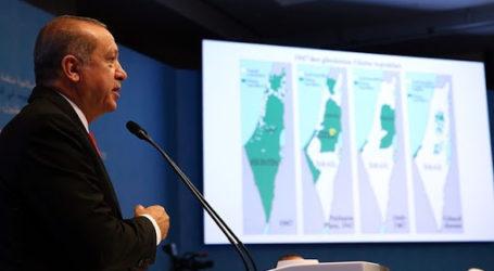 Erdogan: Legalisasi Pendudukan Israel Merupakan Penghinaan terhadap Salahuddin