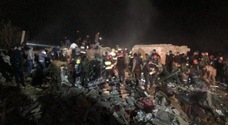 Serangan Armenia Bunuh 12 Warga Sipil di Ganja, Azerbaijan