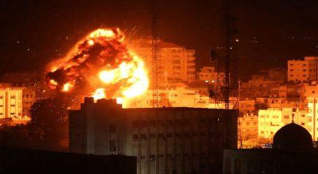 Hamas Lepas Dua Roket, Israel Balas Serang