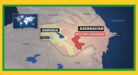 Jerman Serukan Armenia dan Azerbaijan ke Meja Perundingan