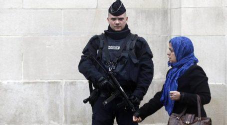 Penusukan Dua Muslimah Perancis Tidak Dicatat sebagai Kejahatan Rasial