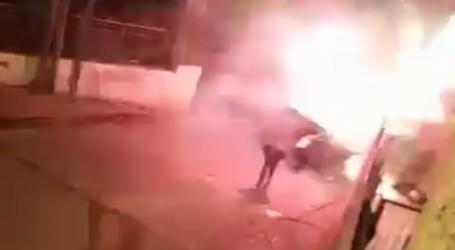 Hadapi Pasukan Khusus Israel, Pemuda Palestina Gunakan Kembang Api