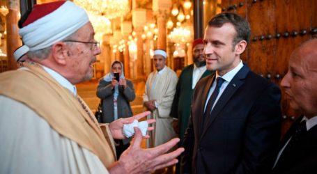 Macron dan Islamofobia