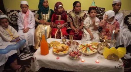 Maulid Nabi di Maroko Tampil dengan Pakaian Baru