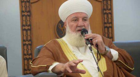 Mufti Agung Damaskus Wafat Akibat Ledakan Bom di Mobilnya