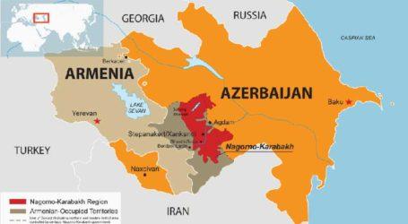 Turki, Rusia Bahas Gencatan Senjata Nagorno-Karabakh