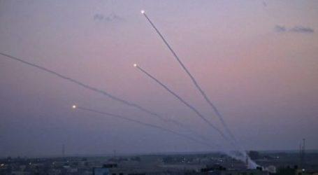 Gaza Tembakkan Roket ke Israel Setelah Penemuan Terowongan