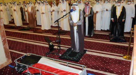 Mendiang Emir Kuwait Dimakamkan di Pemakaman Sulaibikhat